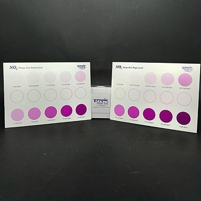 Tropic Marin Teste Nitrito/Nitrato 50 Testes Doce E Marinho