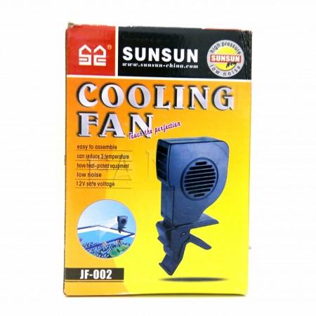 Ventilador Cooler Aquário Sunsun Cooling Fan JF-002