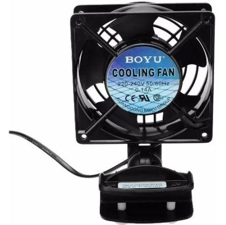 Ventilador Cooler Boyu Fs120 Haste Flexível