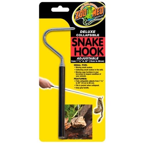 Zoomed Snake Hook TA-25 Gancho P/ Manuseio de Serpentes