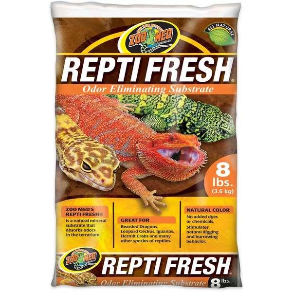 Zoomed Substrato Eliminador De Odores Repti Fresh 3,6kg RO-8