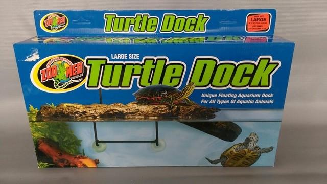 Zoomed Turtle Dock Deck para Tartaruga Aquática