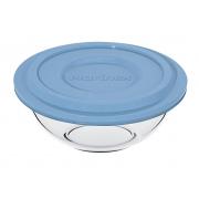 Tigela Plus 500 ml com tampa plástica - SM400.0303.37