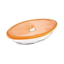 Assadeira Oval Pequena Sempre 1,57 L - 6314