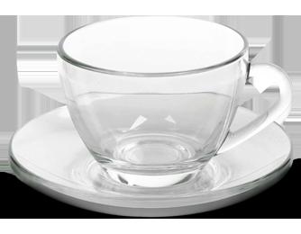 Xícara Para Chá com Pires - SM400.0114.00