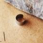 Piercing Fake Chapa - Aço