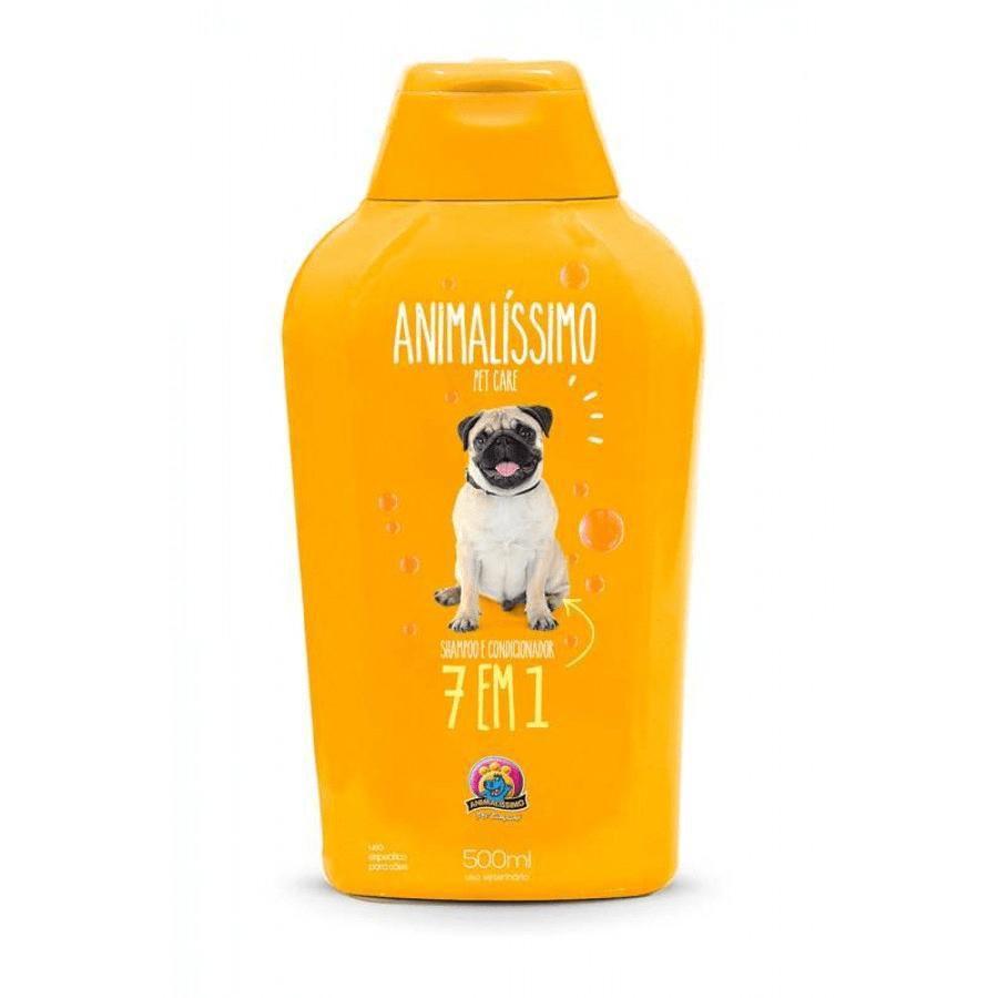 Shampoo Animalíssimo 7 em 1