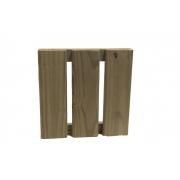 Deck Pinus Tratado placa 30
