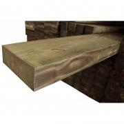Prancha de Pinus Tratado em Autoclave 9,5x29,5x6,00
