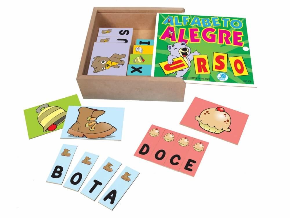 Alfabeto Alegre 278
