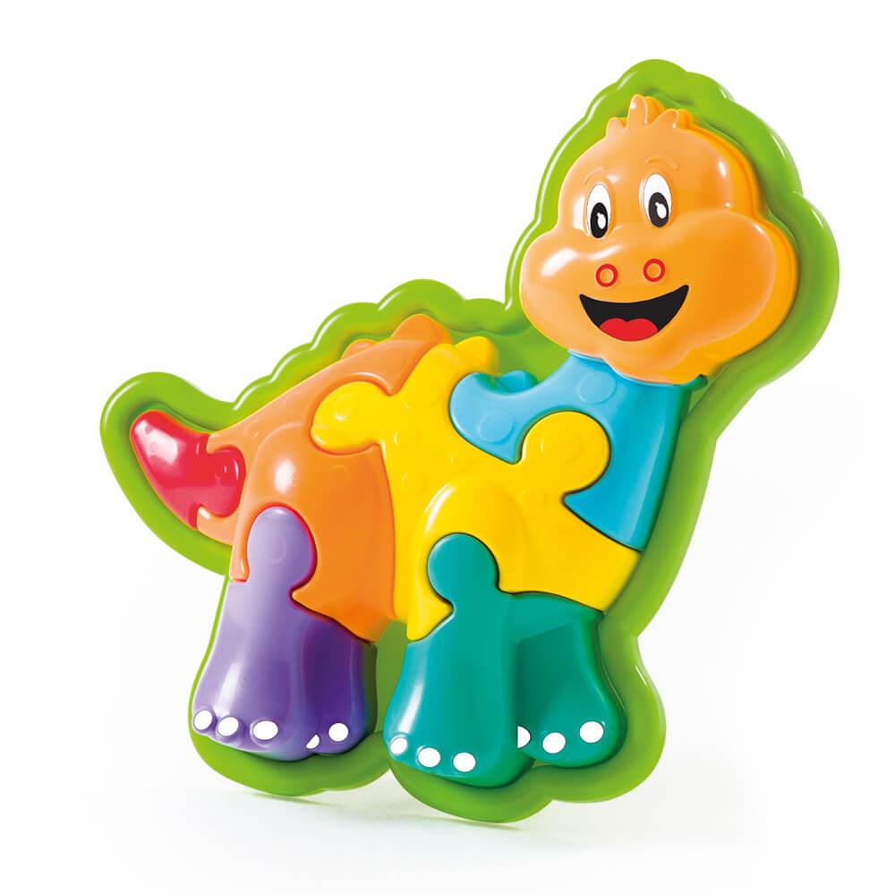 Quebra-Cabeça Animal Puzzle Dino 854