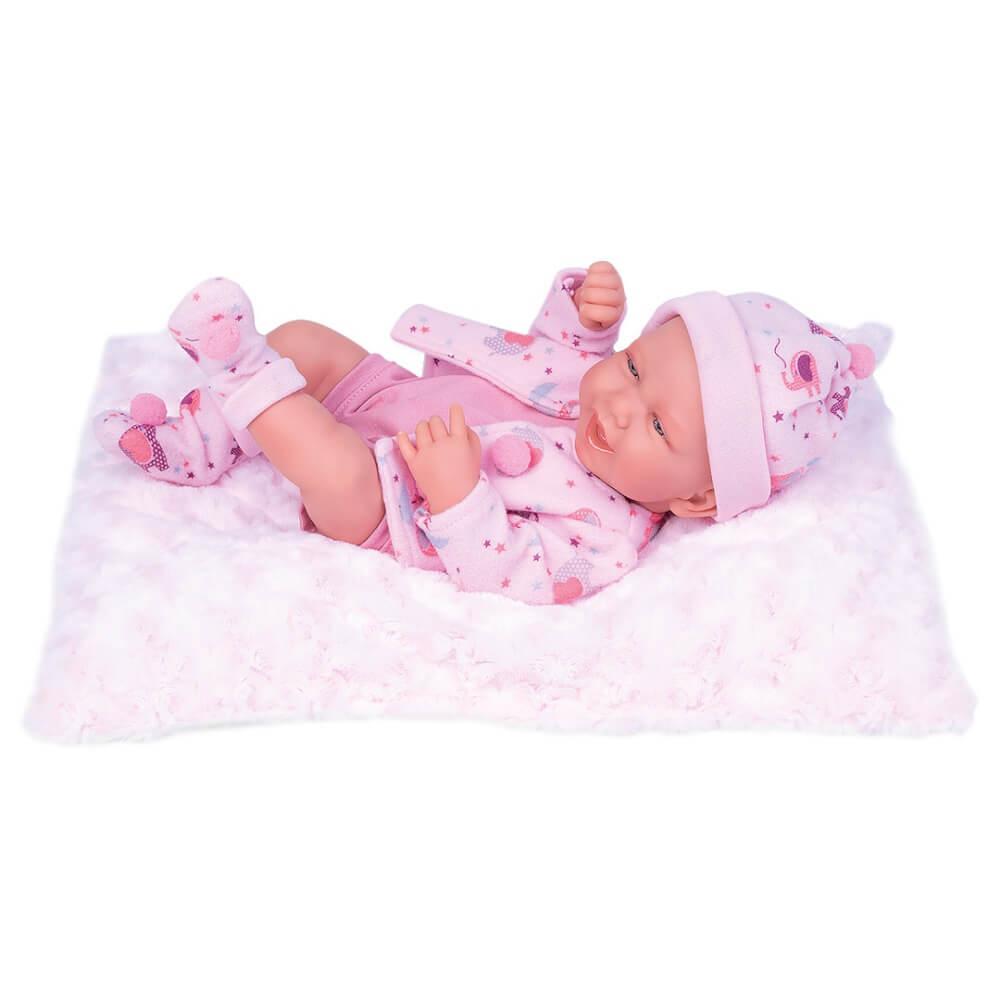 Boneca Anny Doll Baby Menina 2441