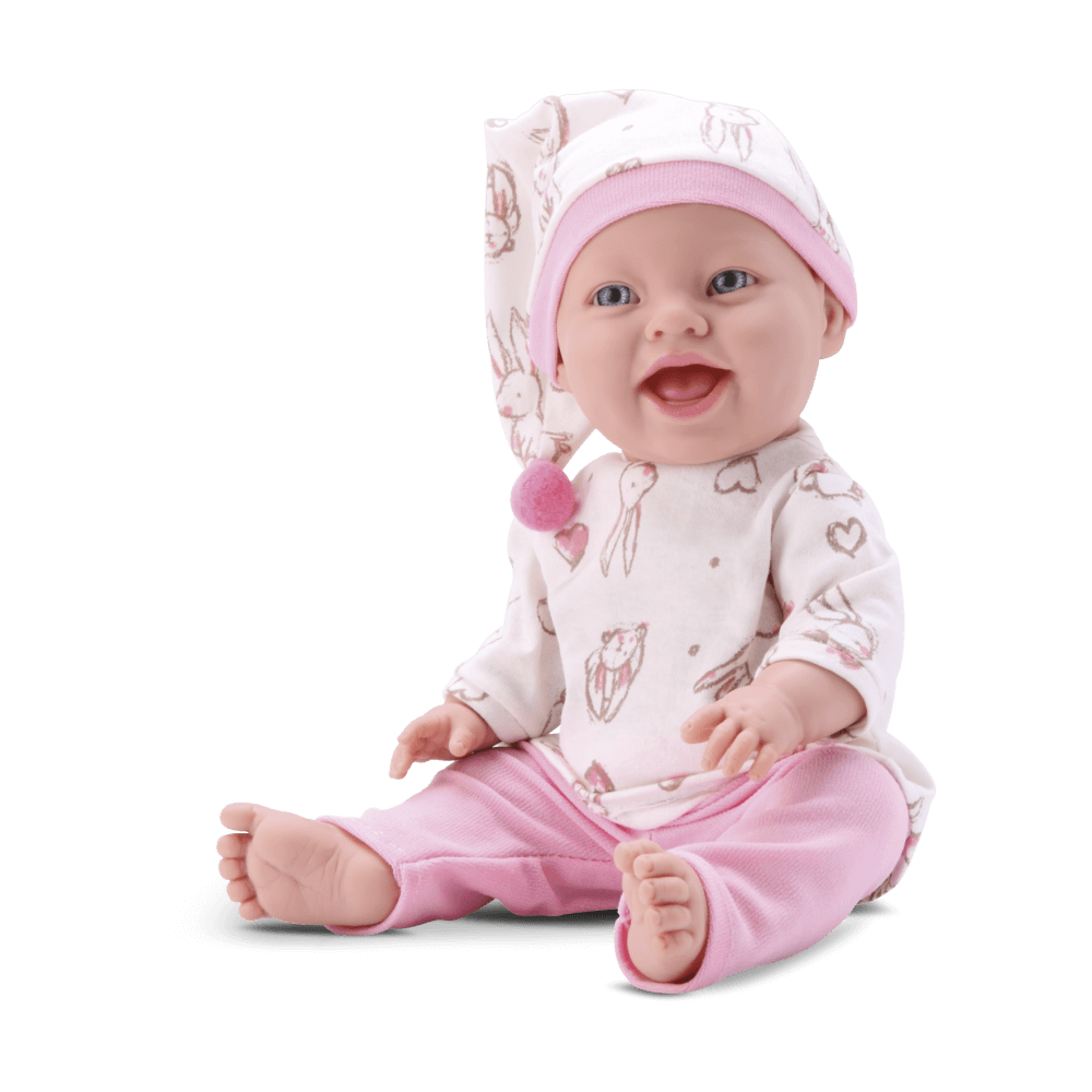 Boneca Baby Babilina Soninho 638