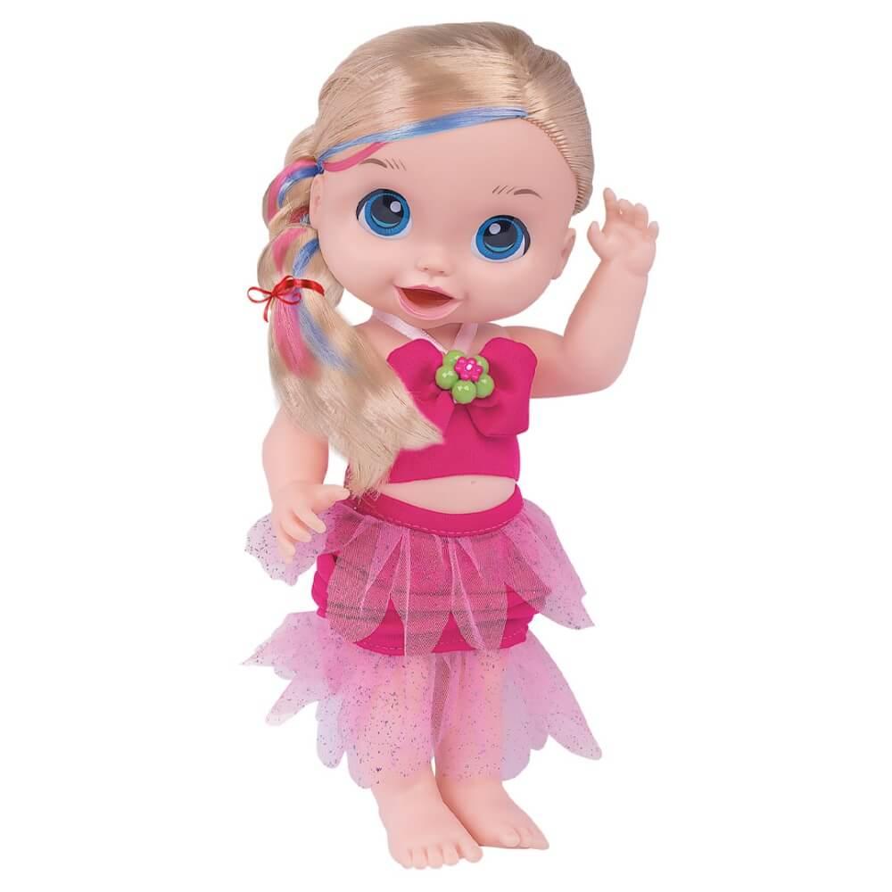 Boneca Bela Sereia Babys Collection 404