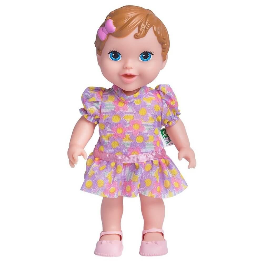 Boneca Babys Collection Dodoi Marron 313
