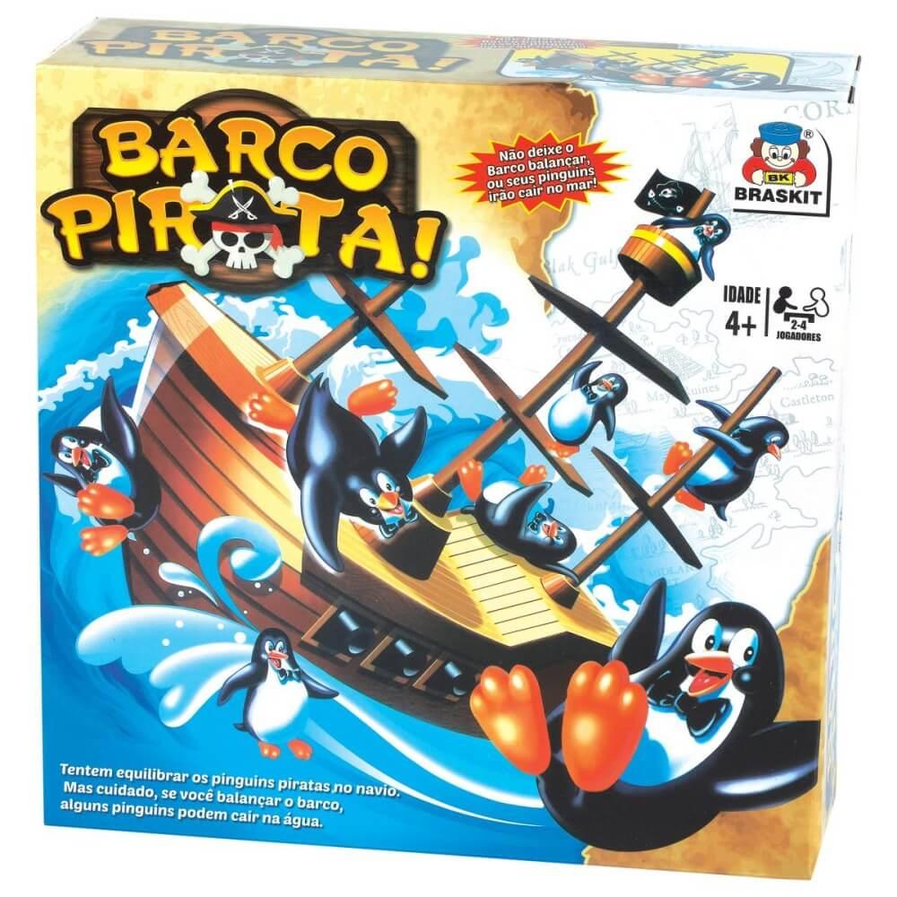 Jogo Barco Pirata 0705