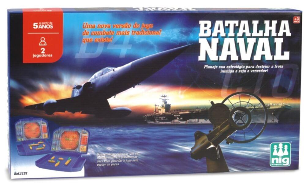 Jogo Batalha Naval 1121
