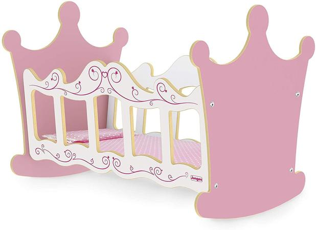Berço de Boneca com Balanço Princesa 416