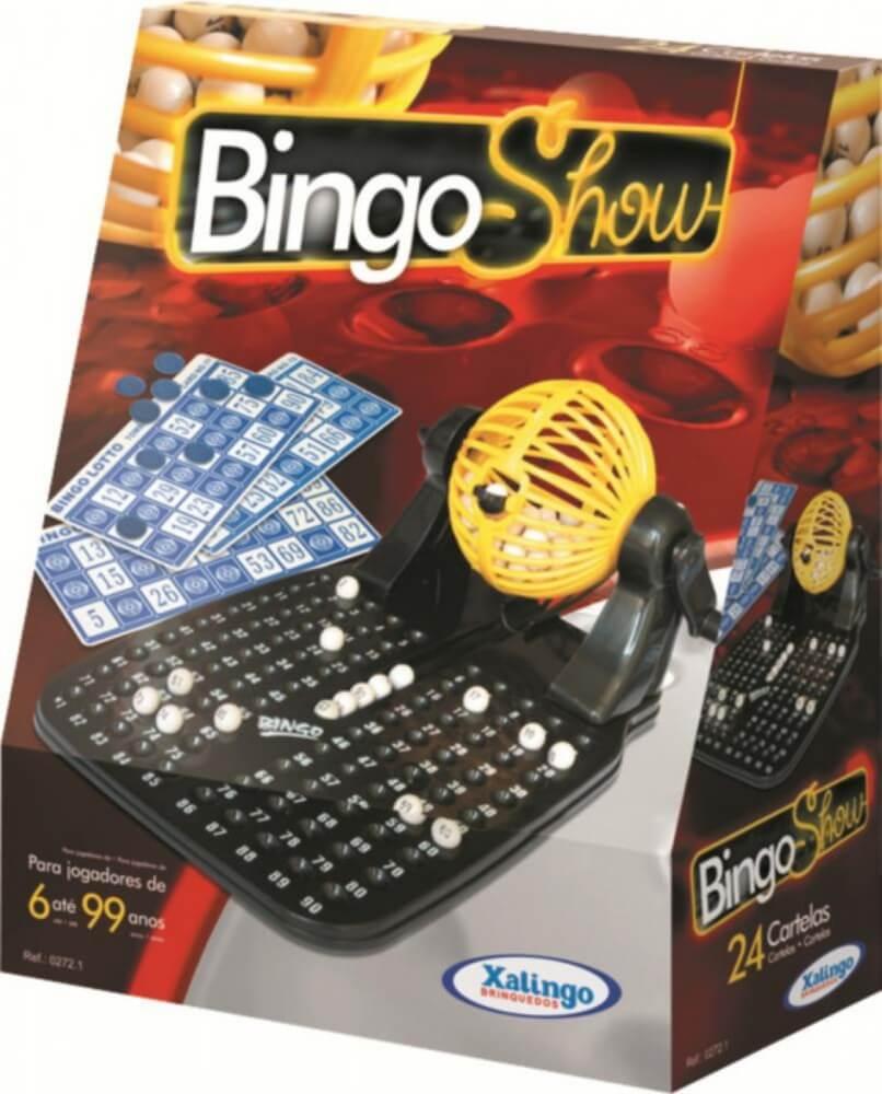Jogo Bingo Show 0517.6