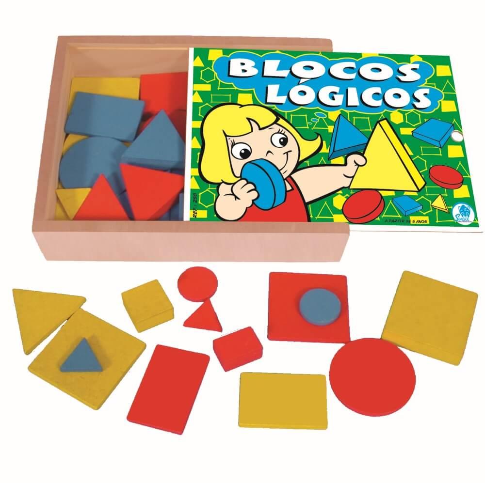 Blocos Lógicos 258