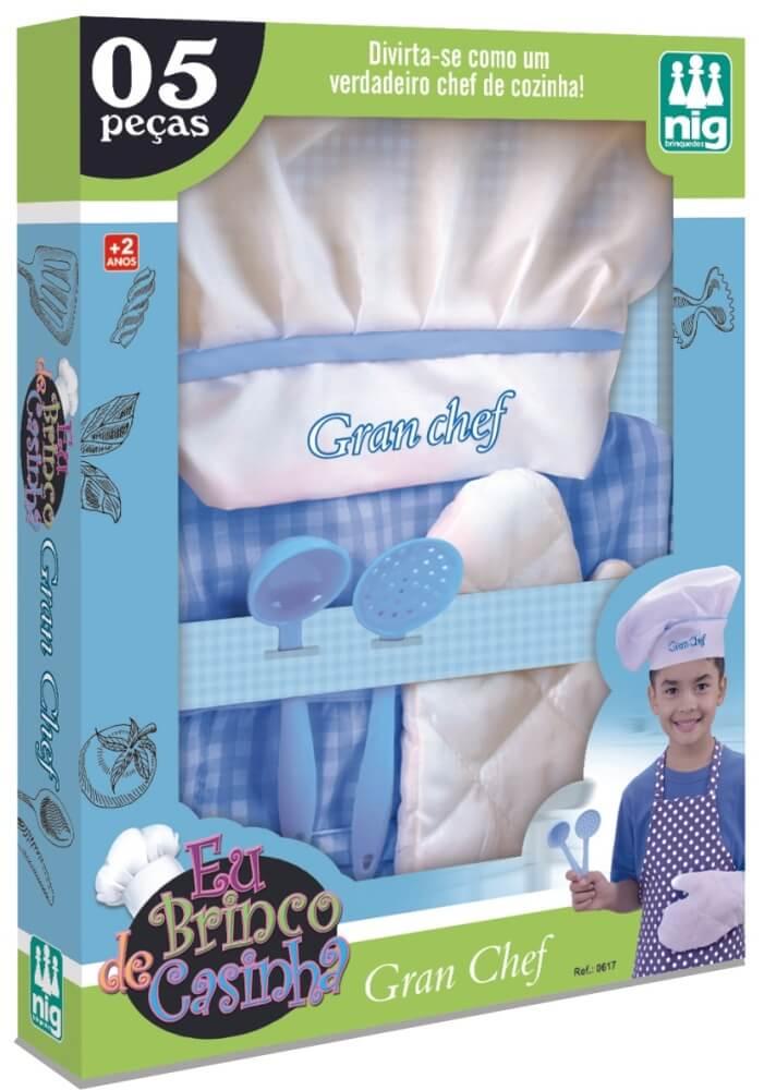 Gran Chef Azul 0617