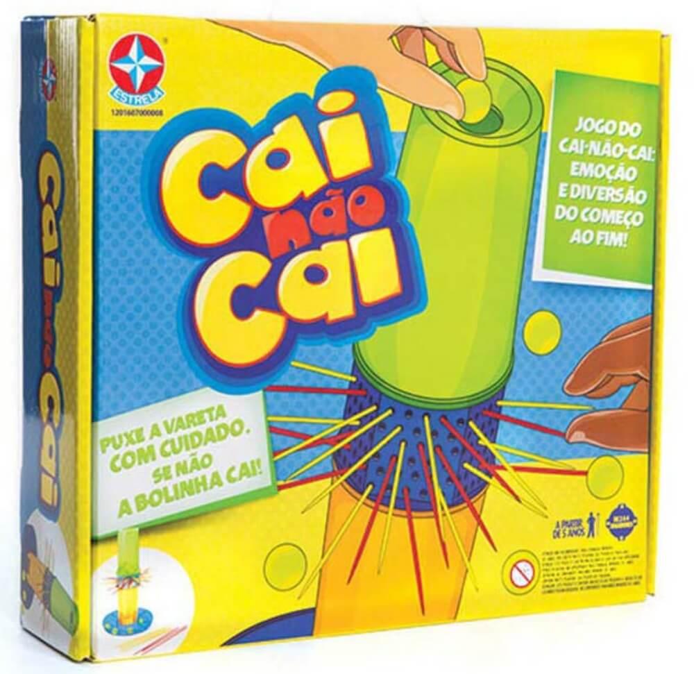 Jogo Cai Não Cai 167093