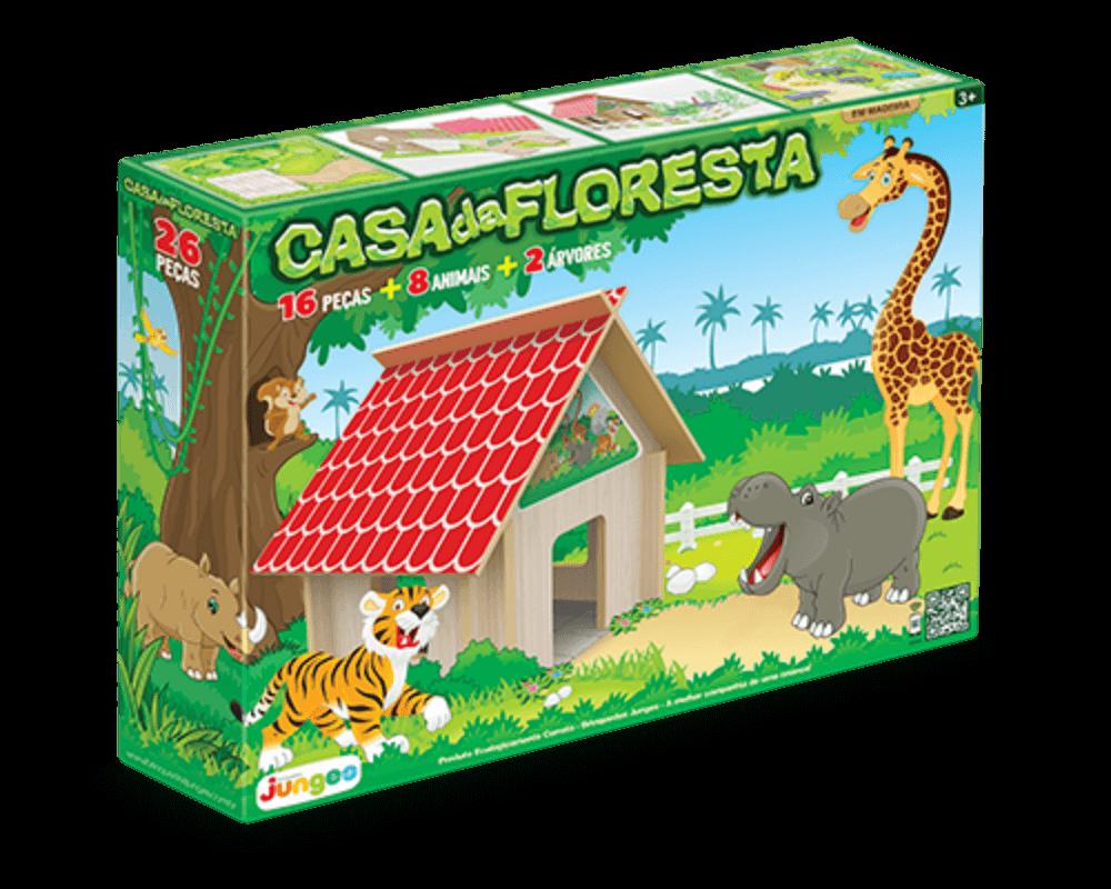 Casa Da Floresta Junges 20 Peças 721