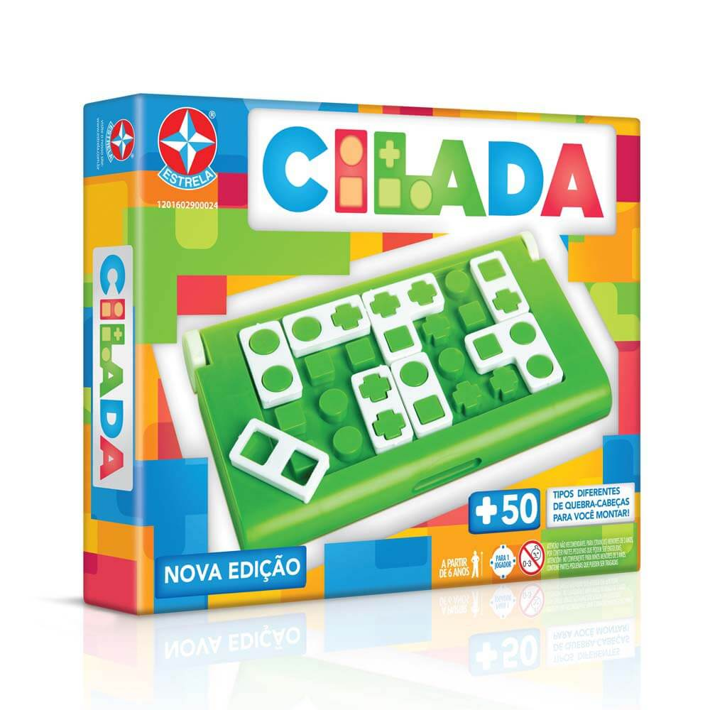 Jogo Cilada 163067