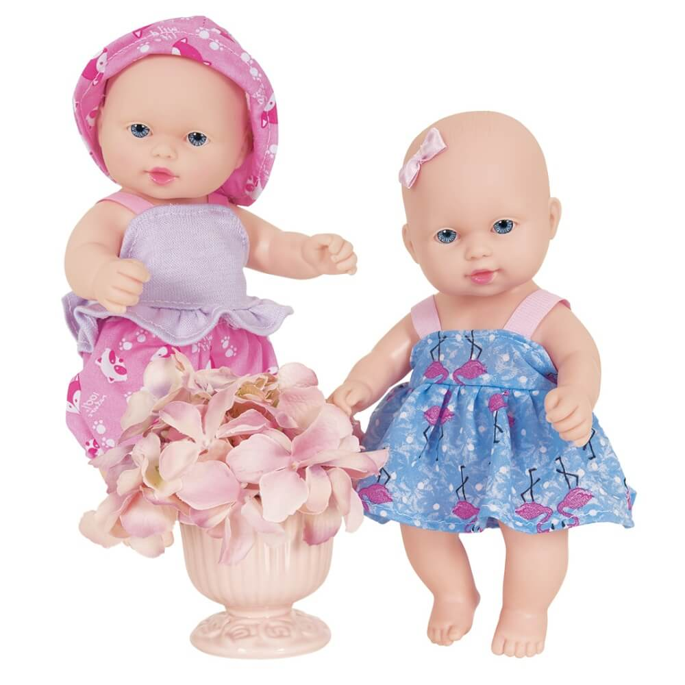 Boneca Coleção Baby Junior Fofinha 2195
