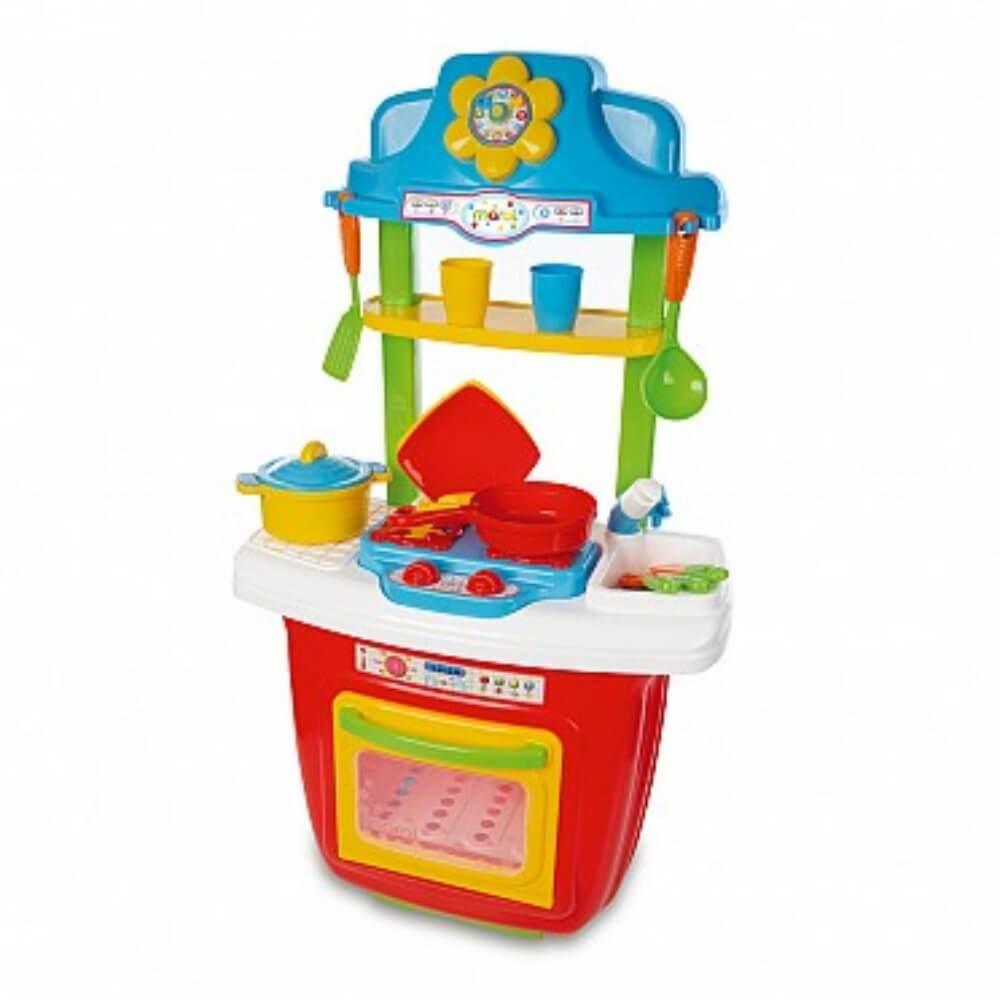 Cozinha Infantil Portátil Colorida 1019