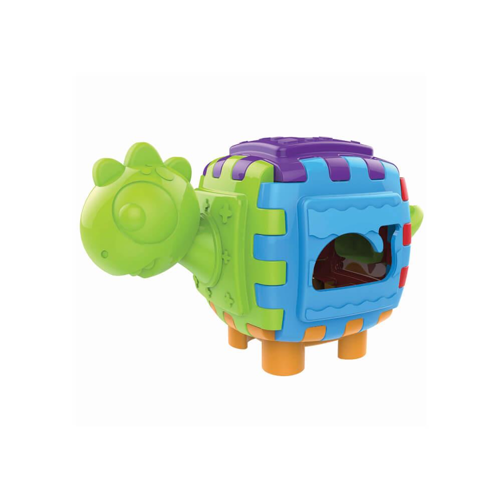 Cubo Didático Dino Magic Toys 1087