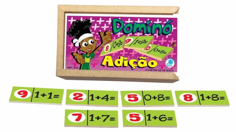 DOMINO ADICAO 234