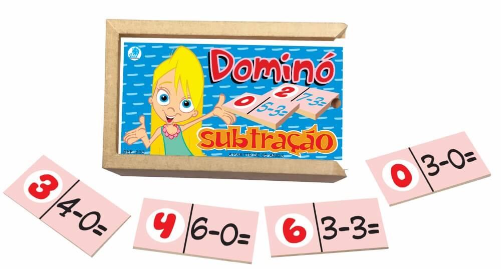 DOMINO SUBTRACAO 233