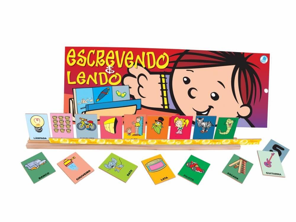 ESCREVENDO E LENDO COM 110 PECAS 211