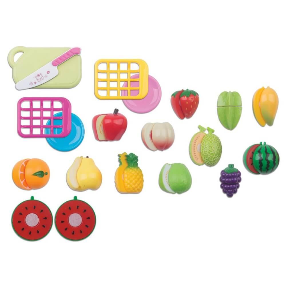 Hortifruti Frutas Braskit 8600