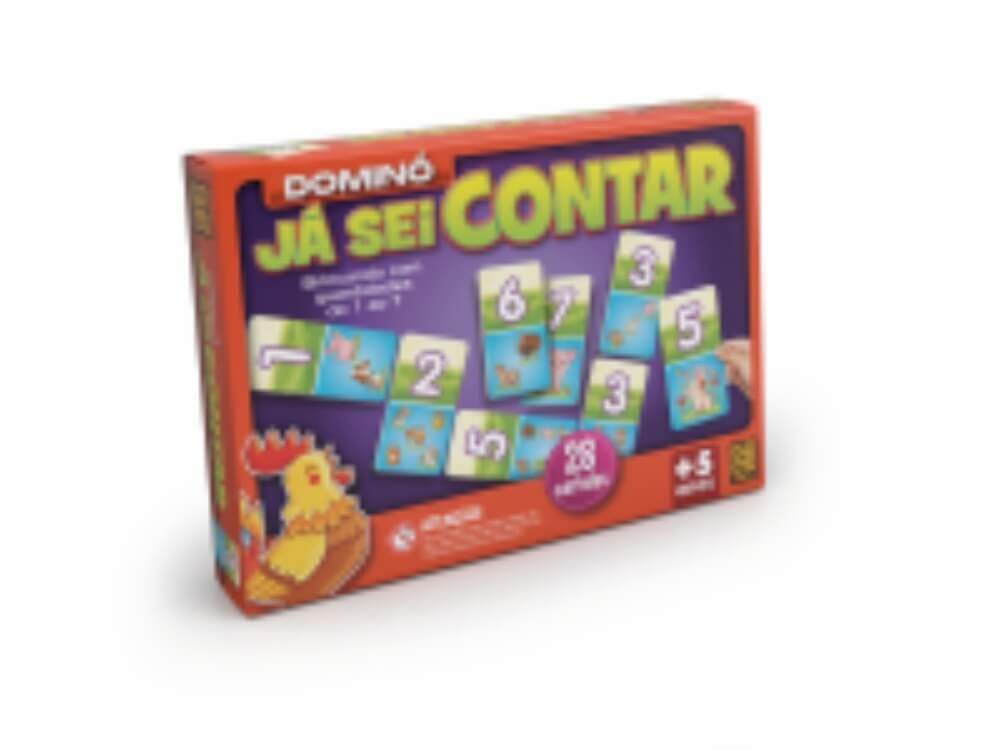Dominó Já Sei Contar 01694