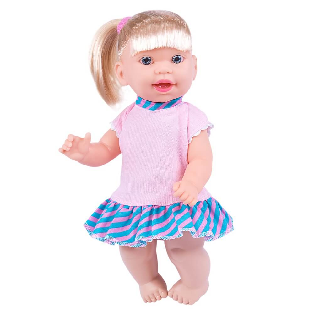 Boneca Jenny Fala Inglês 366