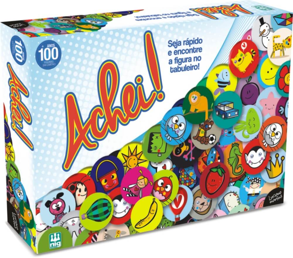 Jogo Achei 0579