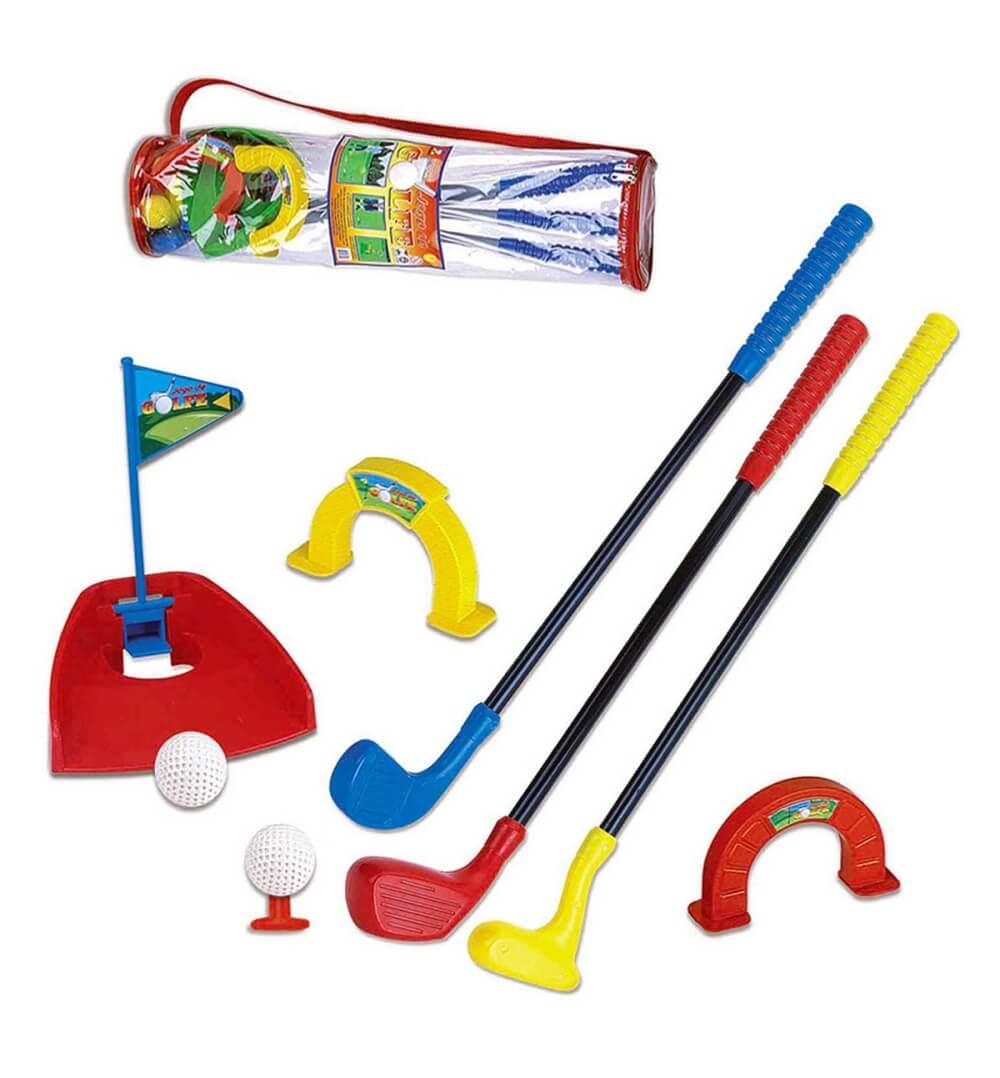 Jogo De Golfe Infantil Com Sacola 590B
