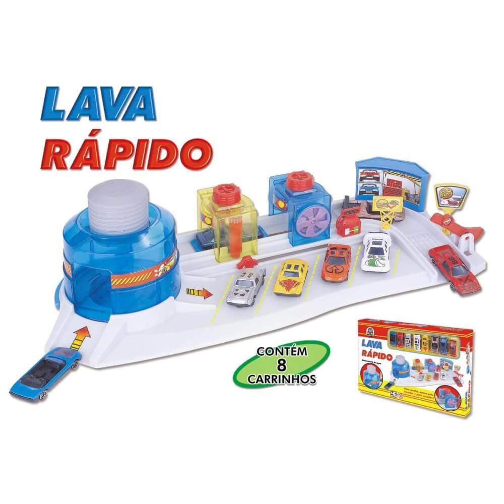Lava Rápido Infantil 7505