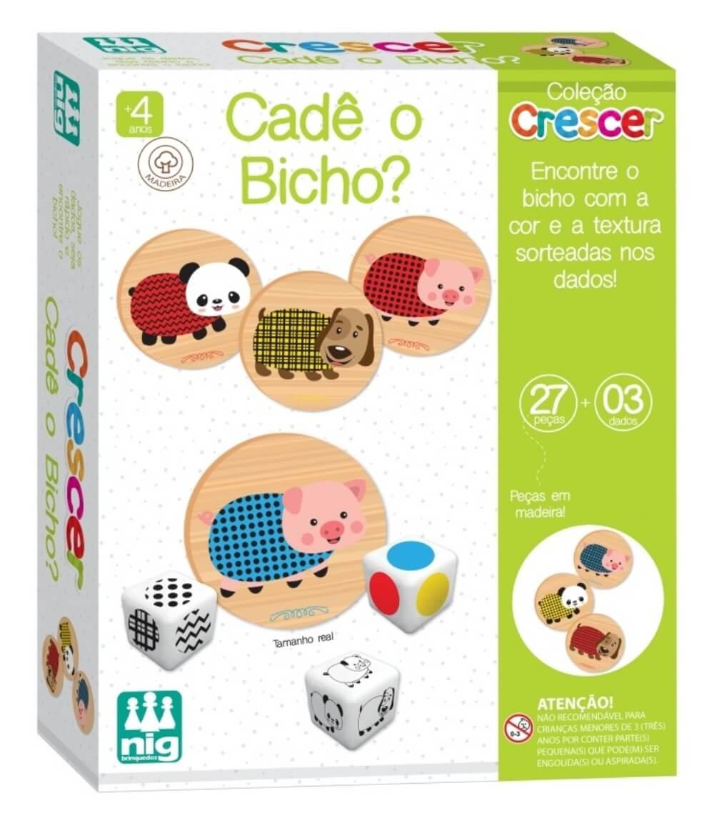 MAD CRESCER CADE O BICHO 454