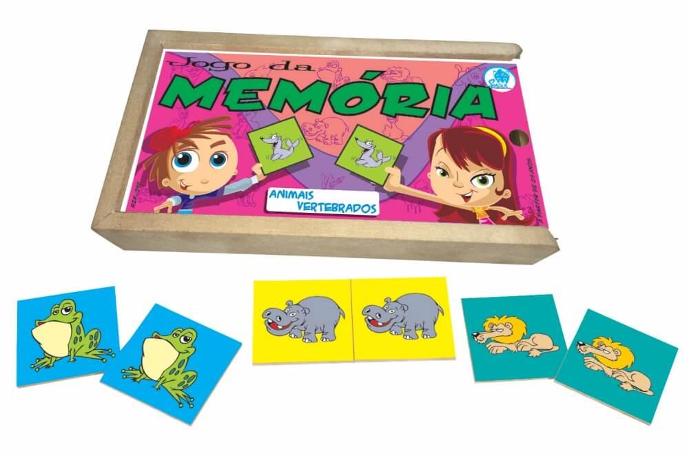 MEMORIA ANIMAIS VERTEBRADOS 398