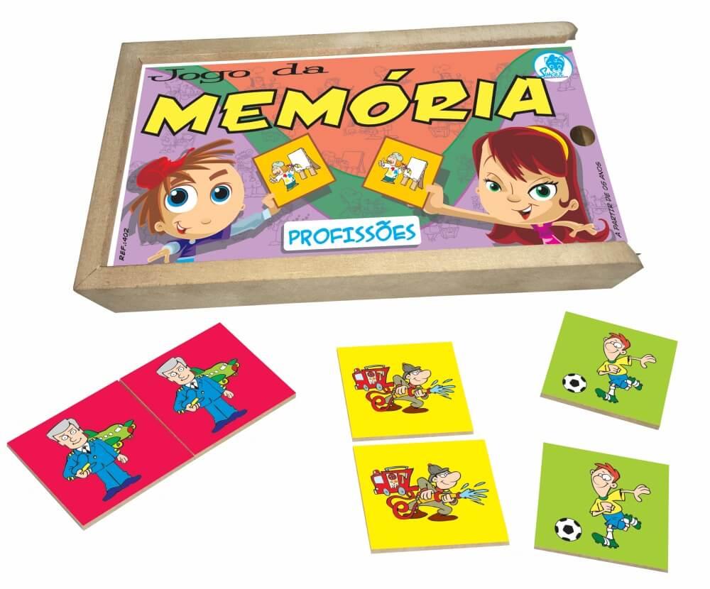 MEMORIA PROFISSOES 402