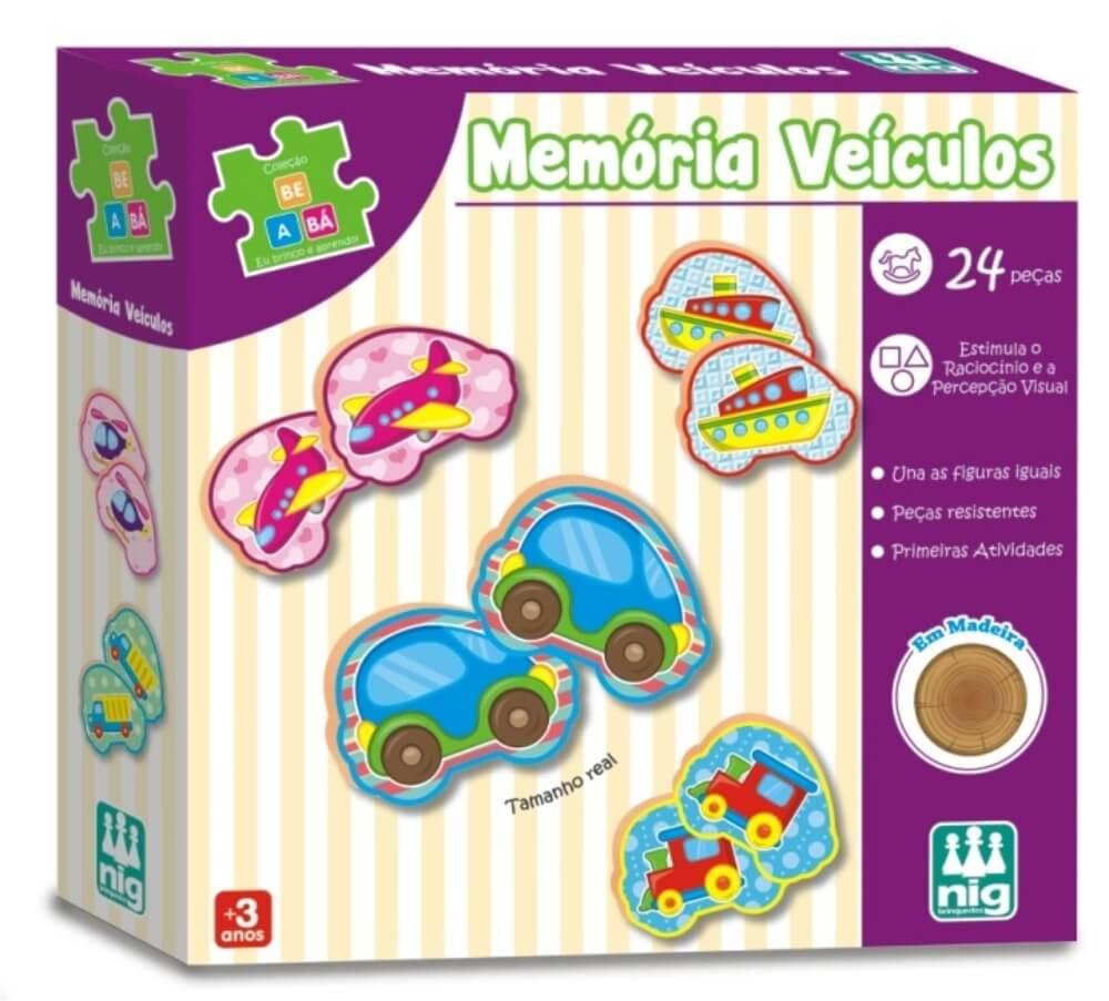 MEMORIA VEICULOS 24PÇ 0414