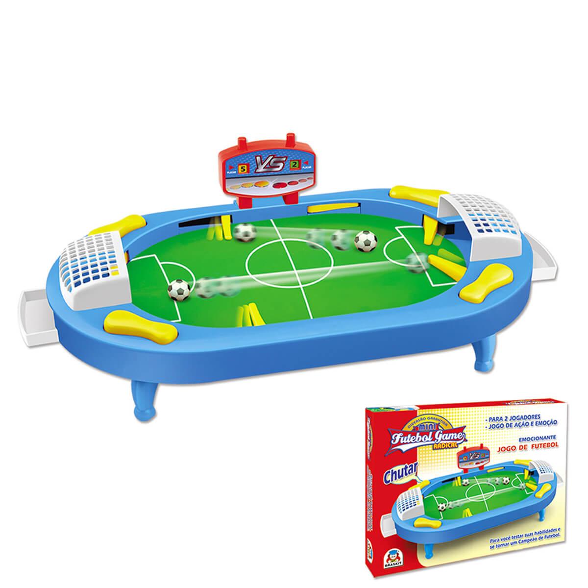 Jogo Mini Mesa Futebol Game 2106