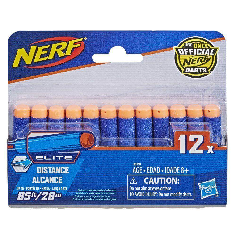 Nerf N-Strike Elite Dardos Refil com 12 8461