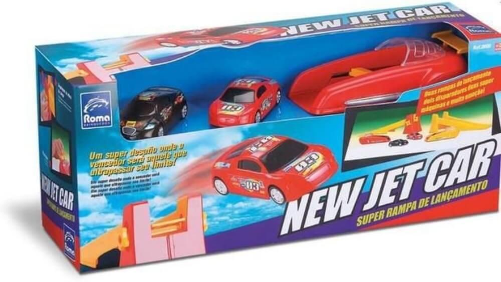 NEW JET CAR 2010