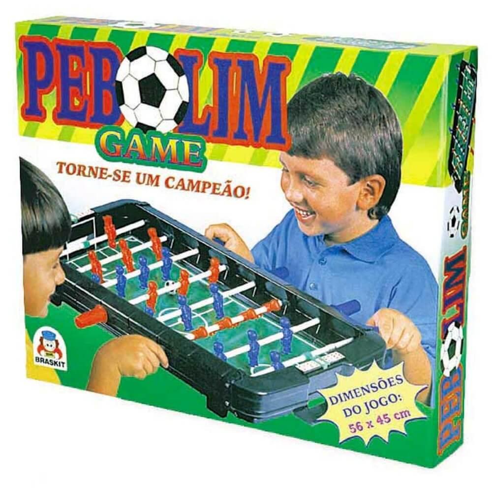 Jogo Pebolim Game 400A