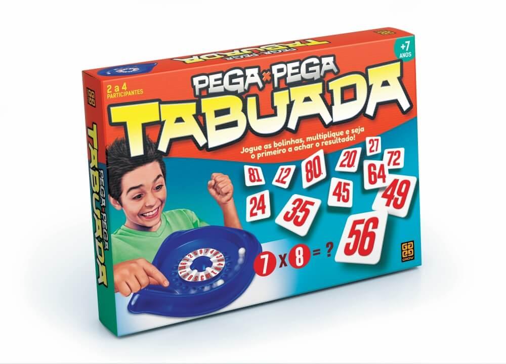 Pega Pega Tabuada 01467