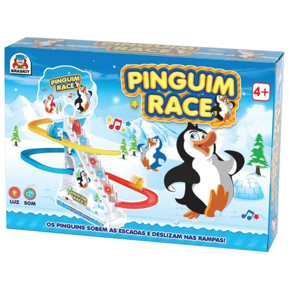 Jogo Pinguim Race 0800